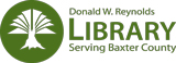 Link to Baxter County Library Home Page