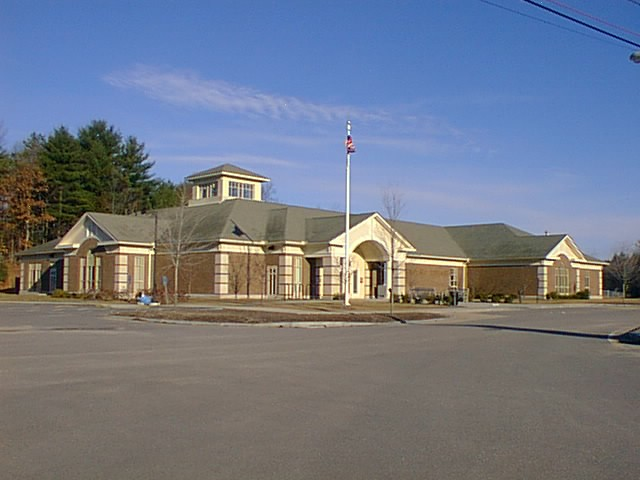 Link to Fiske Public Library Home Page