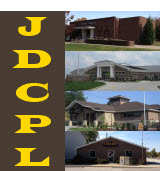 Link to Jasper-Dubois County Public Library Home Page