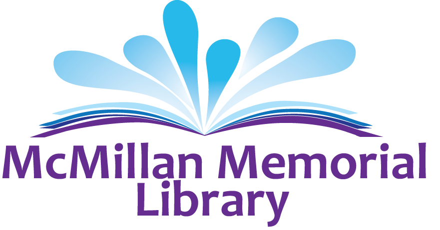 Link to McMillan Memorial Library Home Page