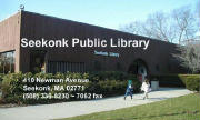 Link to Seekonk Public Library Home Page