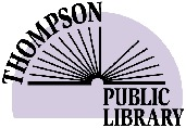 Link to Thompson Public Library Home Page