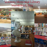 Link to Ventress Memorial Library Home Page