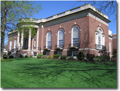 Link to Waltham Public Library Home Page