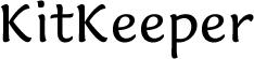 KitKeeper Header