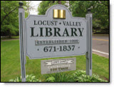 Link to Locust Valley Library Home Page